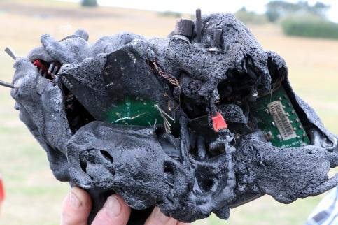 Burned Radio
